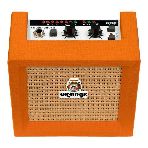 ORANGE Crush CR 3 (Microamp)