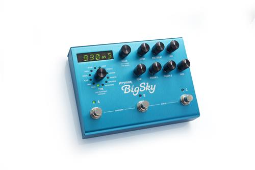 STRYMON BIG - BigSky - Reverberator