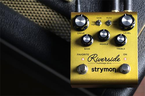 STRYMON RVR