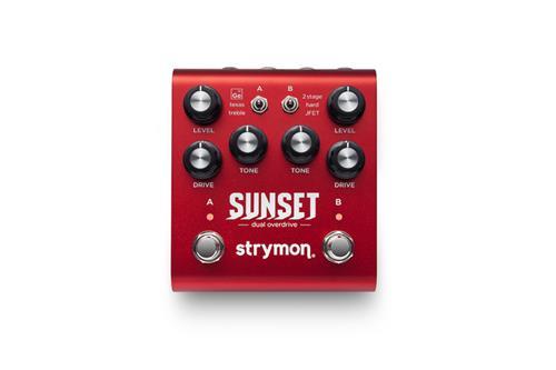 STRYMON SUN - Dual Overdrive