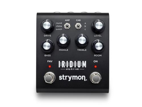 STRYMON IRID - Iridium