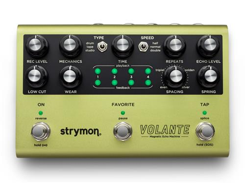 STRYMON VOLA - Volante Magnetic Echo Machine