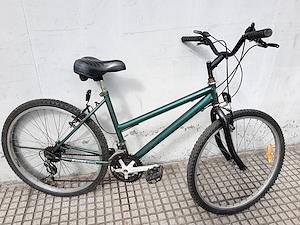 Bicicleta Ocasion MTB Dama 18v Rod 26