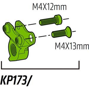 Cannondale rear hanger KP173