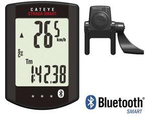 Cateye Strada Smart + VEL/CAD