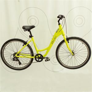 Bicicleta dama hibrida 7v rodado 27,5