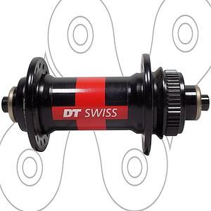 Maza delantera Dt Swiss 240s de 32 agujeros disco centerlock