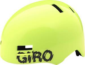 Casco Giro Section
