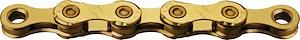 Cadena Mtb Kmc X12 Gold de 12 velocidades y 116 eslabones