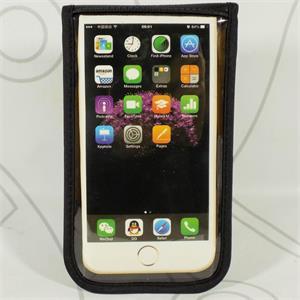 Porta celular ktm negro - 130mm x 90mm x 15mm -