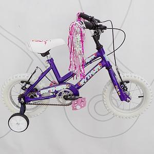 Bicicleta Niñas Rodado 12, Python Queen