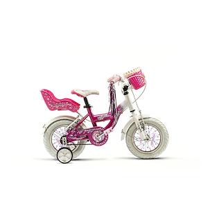Bicicleta Niñas Rodado 12 Raleigh Cupcake