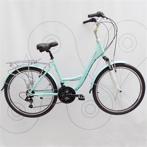 Bicicleta Dama Paseo Stark Olivia Rodado 26