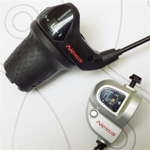 Shifter de cambio Shimano Nexus SL-3S41E de 3 velocidades