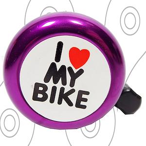 Timbre love my bike