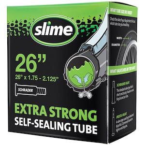 Camara Slime con liquido 26x1.75/2.1 (auto)
