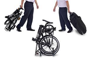 Porta equipaje Tern Trolley