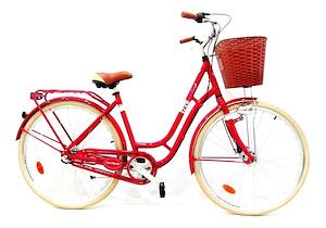 Bicicleta Rodado 28 Paseo Dama 3V Teknial Tekvintage 2018