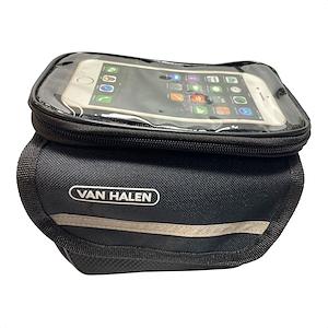 Bolso porta celular VanHalen con touch y 2 bolsillos
