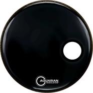 AQUARIAN RSM20BK - Regulator Black Single Ply 20