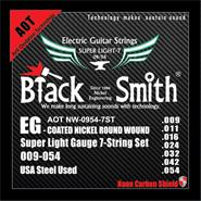 BLACK SMITH AOTNW-0954-7st - Regular Light-7 - 09/054 - Coated