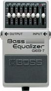 BOSS GEB-7 - Bass Equalizer
