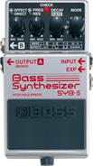 BOSS SYB5 - Bass Synthesizer