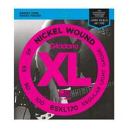DADDARIO Strings ESXL170 - Regular Light- Niquel Doble Ball 045/100