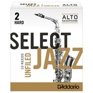 DADDARIO WOODWINDS SELECT JAZZ - Saxo Alto Unfiled #2H
