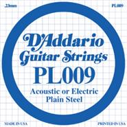 DADDARIO 009 SUELTA - PL009