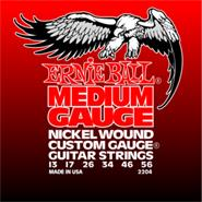 ERNIE BALL Nickel Wound - Medium 13/56