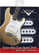 FENDER Microfonos Stratocaster Texas Special (Set x 3)