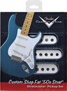 FENDER Microfonos Stratocaster Fat 50's C.Shop (Set x3 )