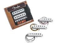 FENDER Microfonos Stratocaster Tex Mex (Set x 3)