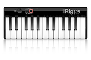 IK MULTIMEDIA IRIG-K25MPM - Mini teclas