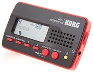 KORG MA-1 - BKRD - Black/Red