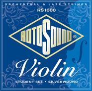 ROTOSOUND ENGLAND RS1000 - Student Set - Silverwound