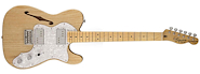 SQUIER Vintage Modified Telecaster Thinline 72 - Natural