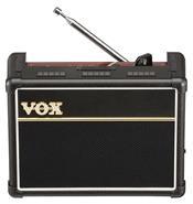 VOX AC30 RADIO - Black
