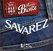 SAVAREZ A130L ACOUSTIC BRONZE light 012-053